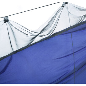 CAMPZ Nylon Mosquito Net Hammock Ultralight blue